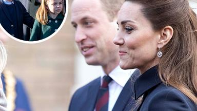 Prince William reveals the rather unusual school holiday activity he and Kate took the kids on