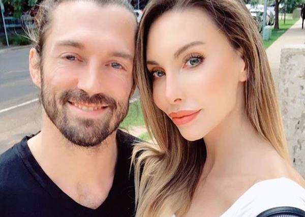 DWTS' Chloe Lattanzi reveals the reason why she isn't married to her long term partner James Driskill