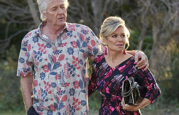 SPOILER ALERT:  John and Marilyn's tension escalates on Home and Away - will they split for good?
