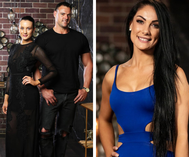 """EXCLUSIVE: MAFS 2019 groom Bronson Norrish claims his ex Vanessa Romito was cut from the show last season and """"begged"""" him to apply again"""