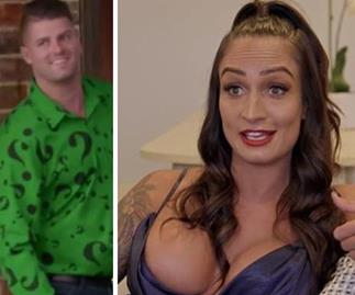 Married at first fright: All the WTF fashion moments from MAFS this season