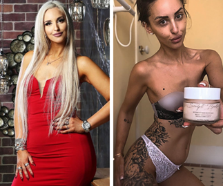 Married At First Sight's Lizzie Sobinoff shares photo of her body transformation as she prepares to return to show as an intruder