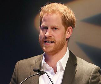 Prince Harry asks not to be called a Prince as he makes his first official appearance since moving away from the UK