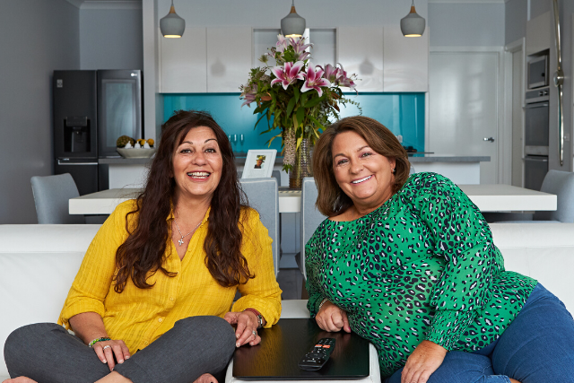EXCLUSIVE: Gogglebox Australia's Faye and Anastasia talk love, life – and why they'll never quit