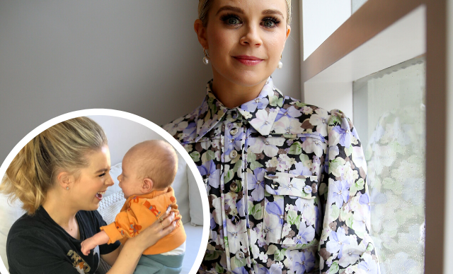 EXCLUSIVE: Emma Freedman on why motherhood doesn't ''need to be a struggle''