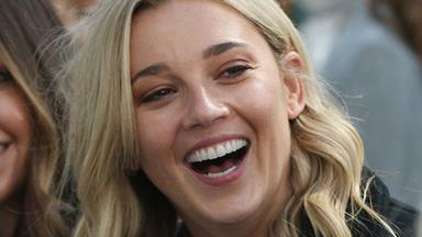 """Karl Stefanovic's wife Jasmine Yarbrough breaks her silence on her pregnancy: """"I'm going in with a positive outlook"""""""