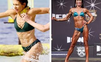EXCLUSIVE: Unearthed pics reveal super-ripped Survivor star Jacqui Patterson used to be a bodybuilder