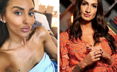 EXCLUSIVE: Married At First Sight's Lizzie's shock attack on Hayley!