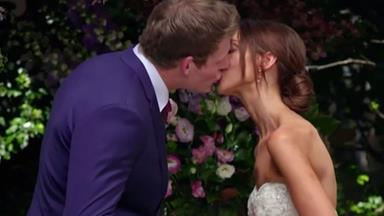 Fans have already fallen in love with Lizzie and her new Married At First Sight groom Seb