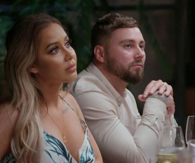 "EXCLUSIVE: Married At First Sight's Cathy ""took off"" after a fight with Josh"