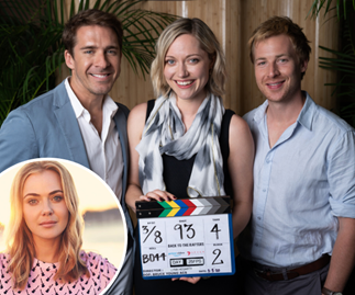 Jessica Marais' replacement in Packed To The Rafters reboot series revealed