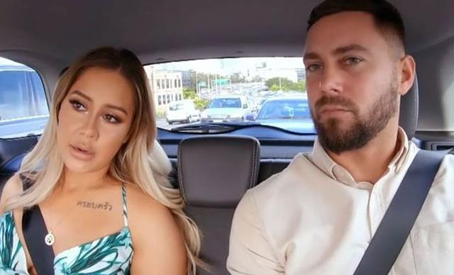 EXCLUSIVE: Married At First Sight's Cathy and Josh slam fellow contestant Michael