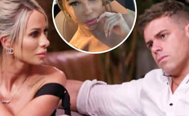 """MAFS EXCLUSIVE: KC shuts down rumours she's cheating on her """"husband"""" Drew with Michael"""