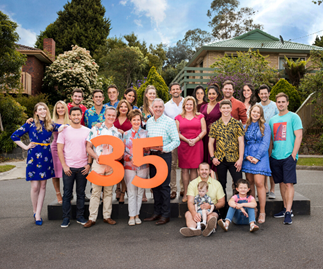 EXCLUSIVE: The returning Neighbours favourites open up about coming back for the 35th anniversary