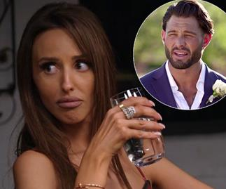 "EXCLUSIVE: Married At First Sight's Lizzie ""doesn't care"" what her former husband Sam has to say about her"