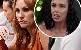 EXCLUSIVE: MAFS brides at war! Jules Robinson attacks Natasha Spencer over treatment of Mikey Pembroke