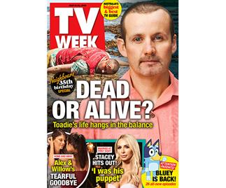 Enter TV WEEK Issue 11 Puzzles Online