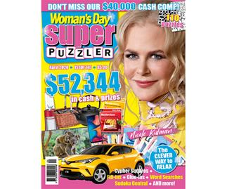 Woman's Day Superpuzzler Issue 147 Online Entry