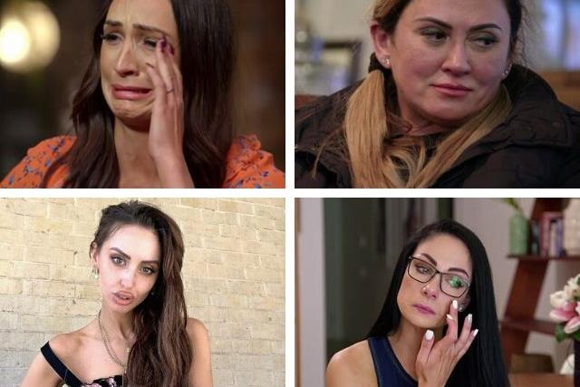 EXCLUSIVE: Four Married at First Sight brides in rehab!