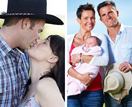 Nine marriages, 19 kids and one baby on the way! Here's what the Farmer Wants a Wife couples are up to now