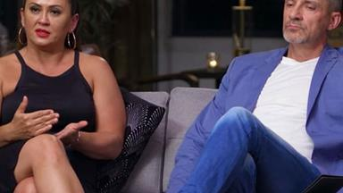 EXCLUSIVE: Married At First Sight's Steve reveals how he REALLY felt after Mishel brought up his cancer battle in a threat
