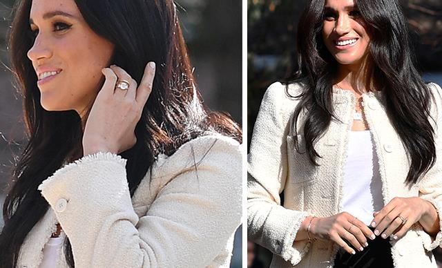 Duchess Meghan's International Women's Day outfit had a much deeper meaning than what was on the surface