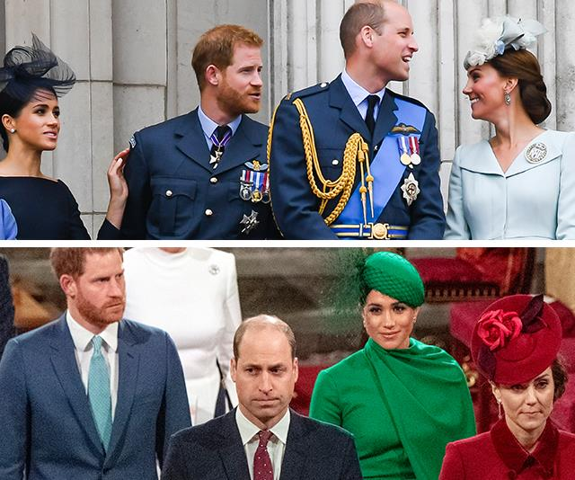 Within two years, the royal Fab Four revolutionised the Monarchy - it's only now that we understand why