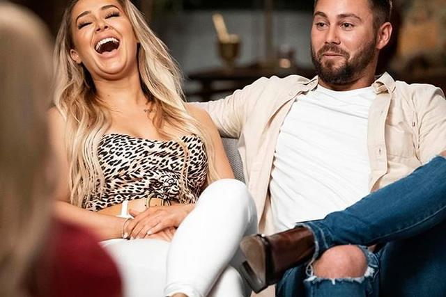 EXCLUSIVE: MAFS' Cathy slams claims by Josh's mum that she's a paid actor