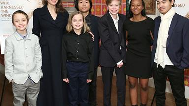 """Angelina Jolie shares candid essay revealing daughters Zahara and Shiloh have been """"in and out of surgeries"""" for two months"""