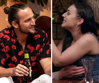 MAFS EXCLUSIVE: Aleks & Jonethen's flirty messages to each other send tongues wagging