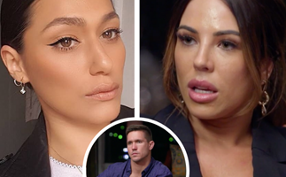 EXCLUSIVE: MAFS' KC says she's ''fine'' with husband Drew leaving her for Connie