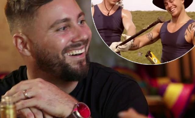 EXCLUSIVE: MAFS' Josh says appearing in a country music video was the most spontaneous thing he's ever done