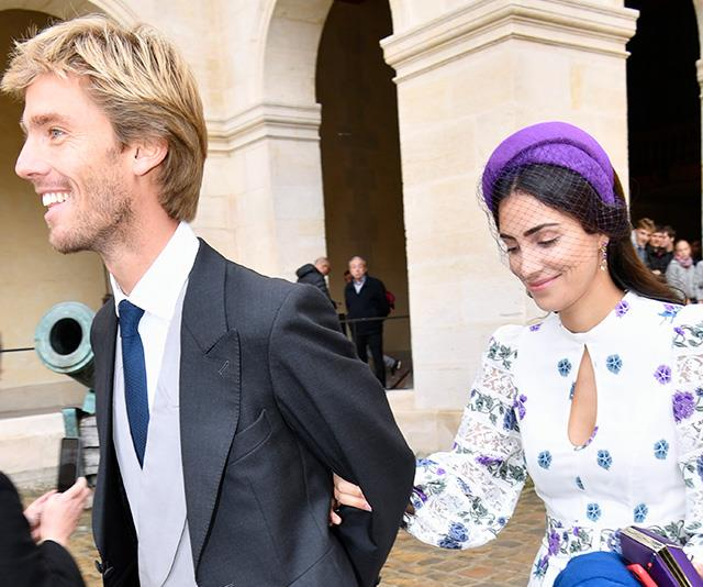 Another royal baby! Monaco royals Prince Christian and wife Alessandra de Osma are expecting their first child