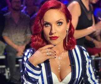 ''The contract is dry'': Sharna Burgess looks to be our next Bachelorette