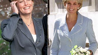 Sophie Countess of Wessex has often been compared to Princess Diana - and it's easy to see why