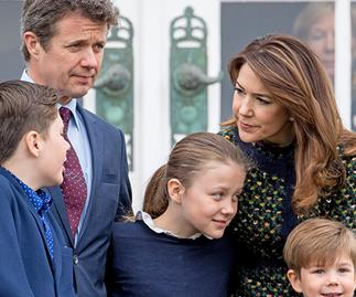 Crown Princess Mary's kids are forced to return home from Swiss boarding school amid Corona outbreak