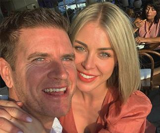 Sunrise weatherman Sam Mac gushes about his stunning new girlfriend on-air, as the couple make their romance official