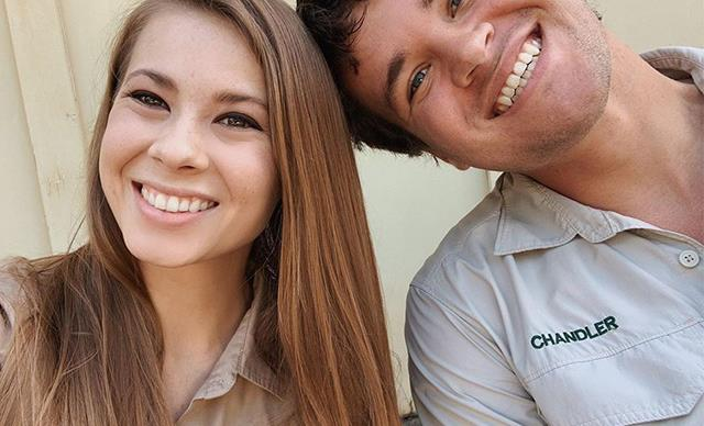 Fans beg Bindi Irwin not to change her iconic surname as she prepares to wed fiancé Chandler Powell