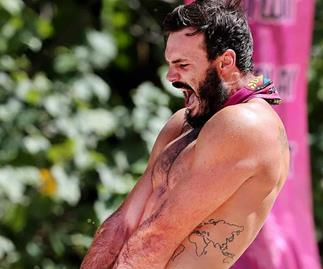 EXCLUSIVE: Locky Gilbert's temper tantrum! The new Bachelor lost it on Survivor after throwing a machete