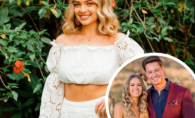 "EXCLUSIVE: Abbie Chatfield admits she was ""scared"" to sign up for Bachelor in Paradise after Matt Agnew broke her heart"