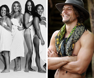 EXCLUSIVE: David Genat reveals which Survivor co-star gave him an ultimatum before she agreed to strip off for his naked charity calendar