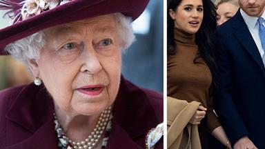 The Palace suspends Queen's engagements amid coronvirus fears, and it could affect Harry & Meghan's summer plans