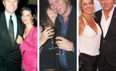 Meet all the amazing women Richard Wilkins has had the pleasure of dating over the years