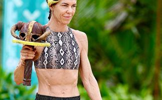 EXCLUSIVE: Eliminated All-Star Jacqui spills on her Survivor feud with ''pig-headed'' Zach