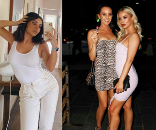 Former MAFS brides Ines Basic, Jessika Power and Martha Kalifatidis are locked in a nasty Instagram feud
