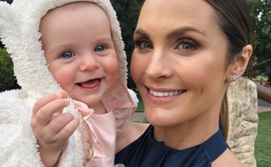 Laura Byrne's relatable mum moment! The Bachelor star admits she was so hungover she hired a babysitter for the next day