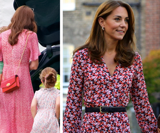 Duchess Catherine spotted shopping at a local supermarket with the kids - and she had one simple request
