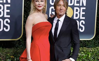 Keith Urban and Nicole Kidman just live-streamed the most uplifting surprise performance