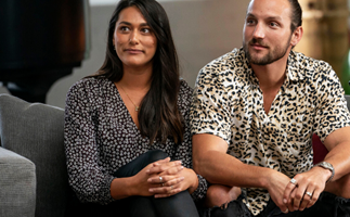 Married At First Sight's Connie confirms she and husband Jonethen have broken up