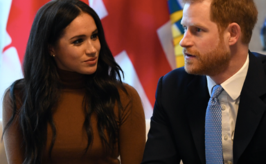 Prince Harry and Duchess Meghan share a moving update from Canada amid COVID-19 crisis